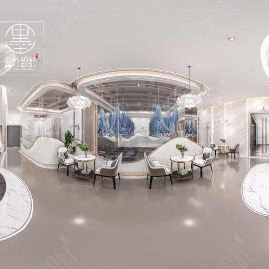 西安瑜伽馆设计公司——初瑜伽女子修心馆