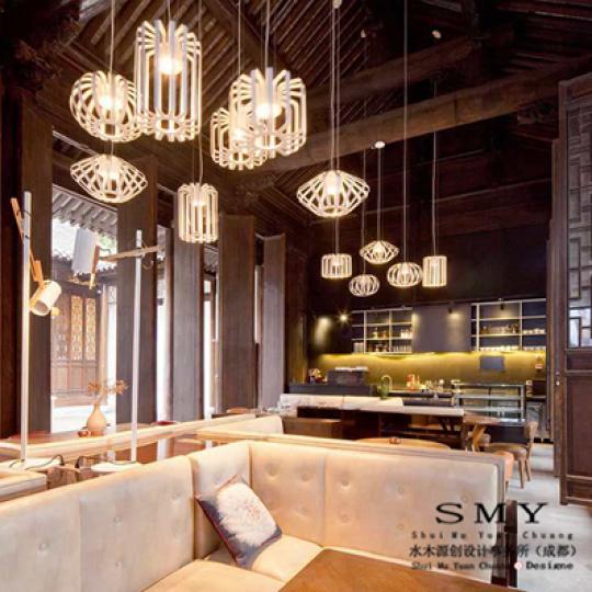 结合民宿的泸州主题酒店设计—水木源创