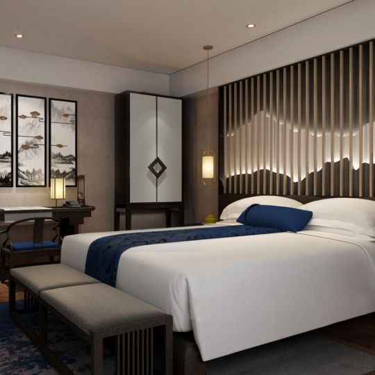 重庆柏特酒店|重庆商务酒店设计公司