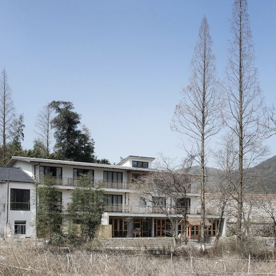 《山川乡居》 七间房乡村度假酒店安吉分店建筑、室内及景观设计