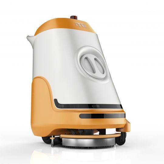 它人机器人·中型清扫车